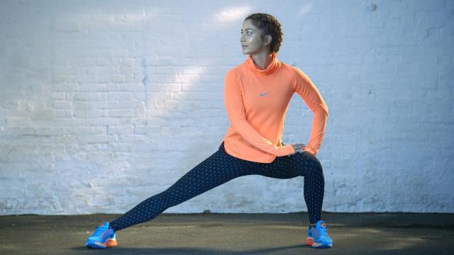 Nike AeroReach thermoregulation textile technology