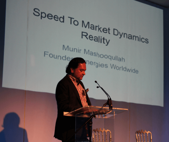 Speed to market pic