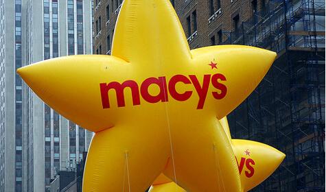Macy's balloons
