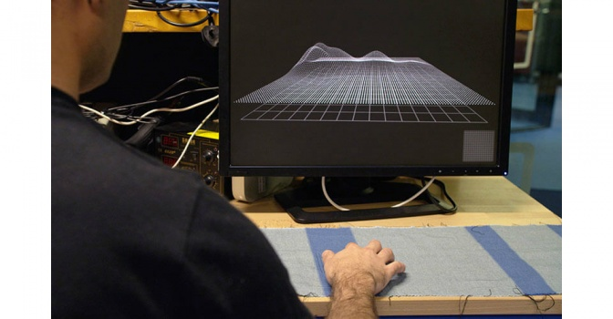 Project Jacquard combines technology and textiles
