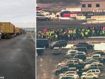 New York Area Ports Shut Down After Longshoremen Stage Walk Off Over Labor Dispute