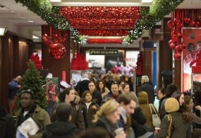 Store Traffic Down by Double Digits for Holiday 2016