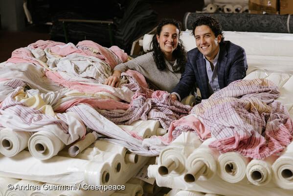 Italy's Textile District Pledges to DetoxPrato, il più grande distretto industriale della moda italiana firma l'impegno Detox.