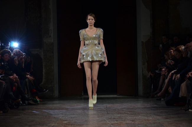 Iris Van Herpen 3-D printed fashion show from Wikipedia