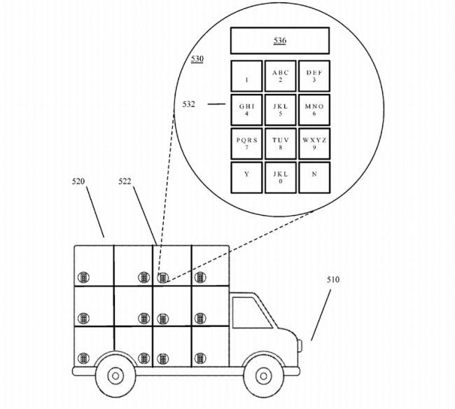 Google Gets Patent for Self-Driving Delivery Truck
