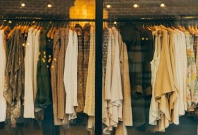 Apparel Retail Sales Underperform Industry in October