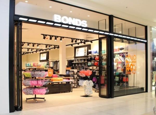 Bonds underwear store Australia