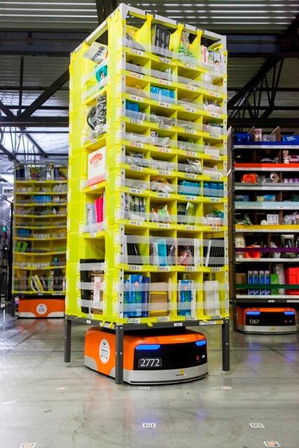 Amazon Robotics Kiva