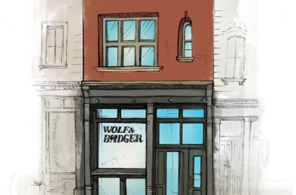 From London to New York, Wolf & Badger extends its support of independent fashion brands to the US with the opening of its SoHo store. (PRNewsFoto/Wolf & Badger)