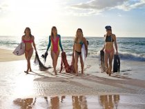Volcom Debuts Women's Sustainable Swim Collection