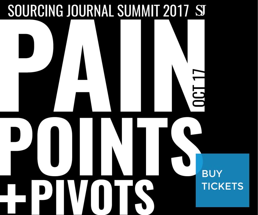 Sourcing Journal Summit 2017
