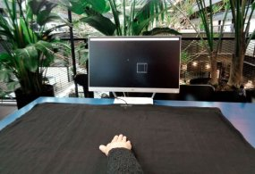 Loomia Makes Smart Textile That Functions Like a Trackpad