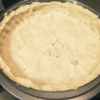 Let the dough rise for atlas 45 min