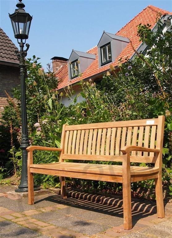 teak garden bench 150 cm beaufort