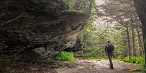 Mount Mitchell hike by Matthew MacPherson is