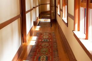 Hallway at Sourwood Inn