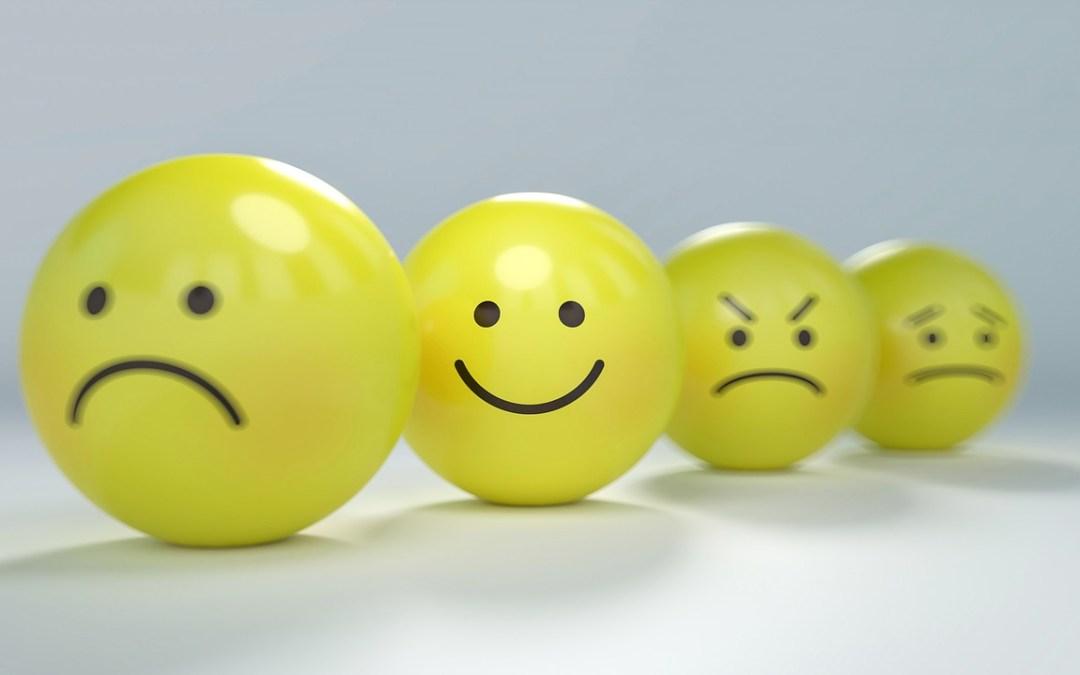 Comme la gestion du stress, la gestion des émotions !