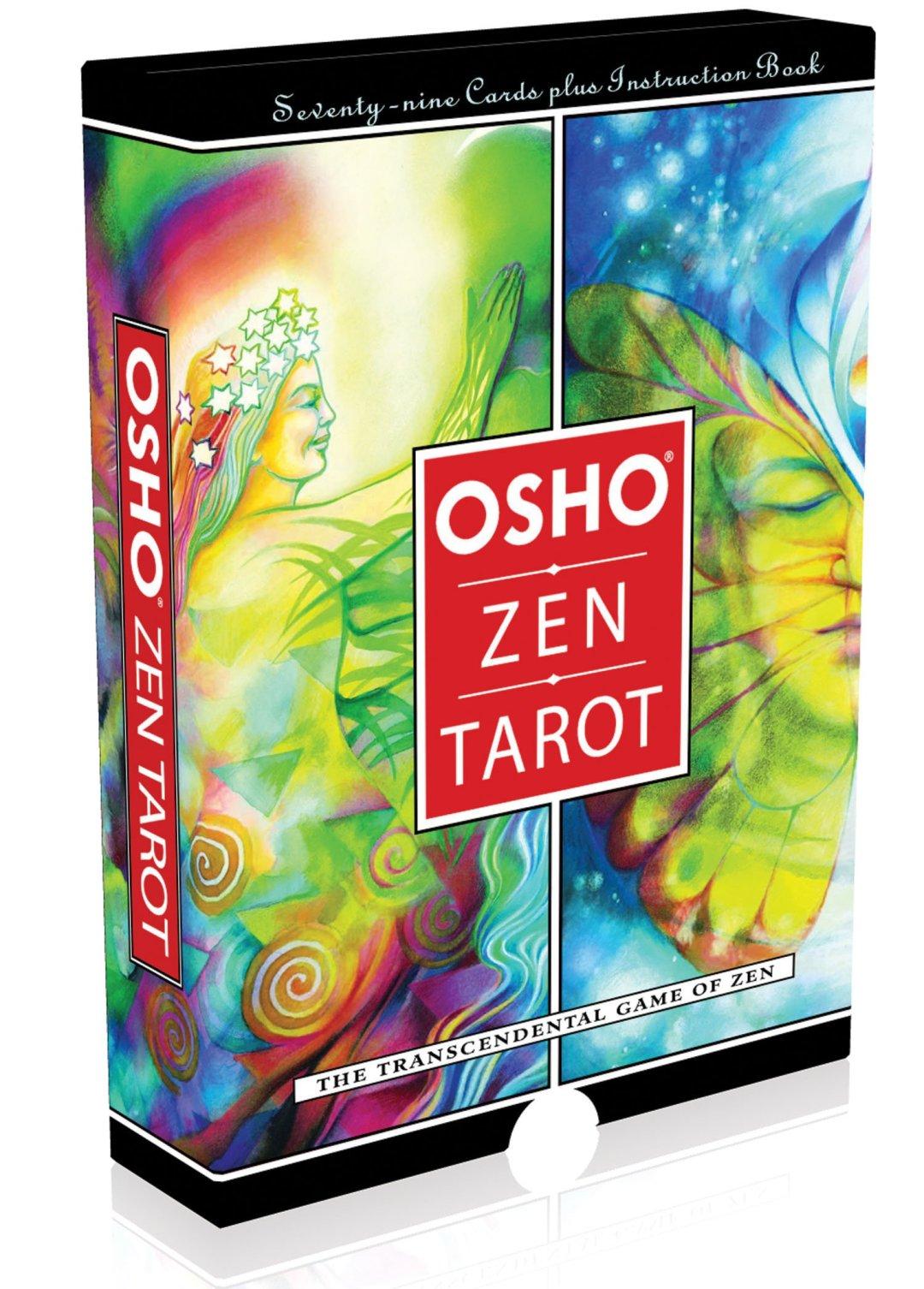 Boite Osho zen tarot