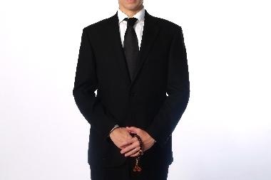 法事のネクタイ