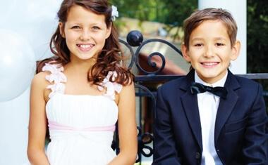 結婚式の子供の靴のマナー