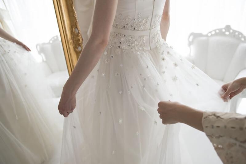結婚式の衣装替えの回数