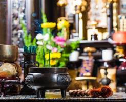 仏壇と仏具の写真