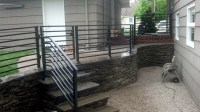Wrought Iron Railings, MA, RI, Custom Iron Hand Rails