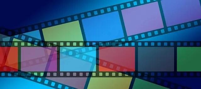 video, film, filmstrip