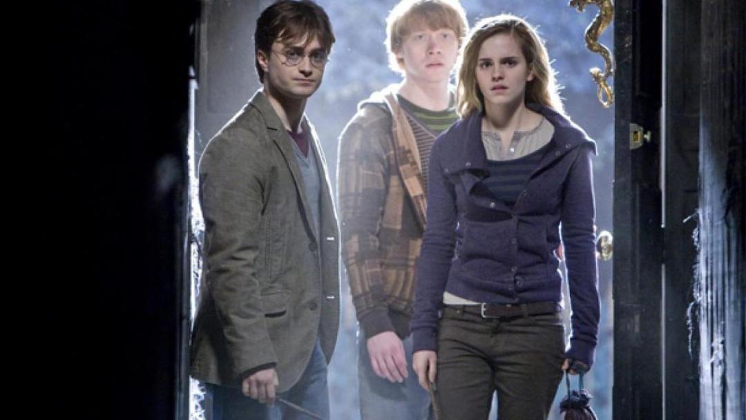Harry Potter et moi