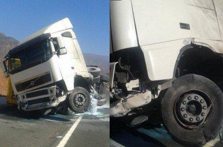 أكادير: إهمال حزام السلامة يودي بحياة سائق شاحنة