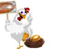 كيف اصبح سيدي بيبي دجاجة تبيض ذهبا؟