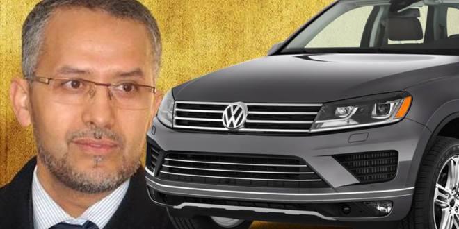 الشوباني يعيد صفقة إقتناء السيارات الفارهة و يخصص لها 300مليون سنتيم