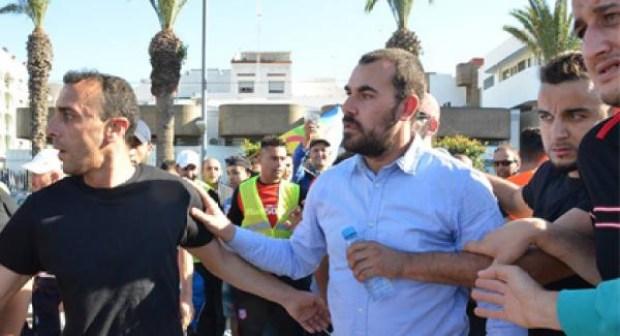""""""" ايتما ديستما"""" تزعج قاضي في محاكمة معتقلي الحسيمة"""