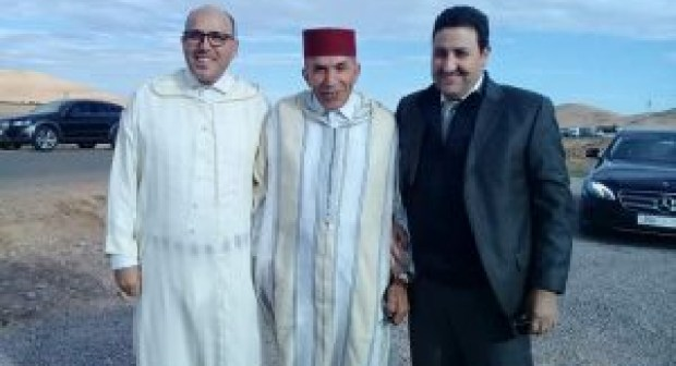 بلكرموس رئيسا للمجلس الإقليمي بتارودانت خلفا لحميد البهجة