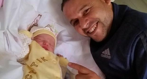 """تهنئة: الفنان خليفة بوعسرية يرزق بمولودة """"وئام"""""""