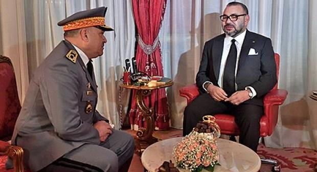 الملك محمد السادس يعين الجنرال محمد هرمو قائدا للدرك الملكي