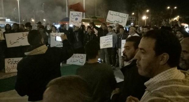 """أكثر من 70 مظاهرة احتجاجية في """"جمعة الغضب"""""""