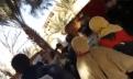 بالفيديو: لحظة إفراغ أرملة موظف التجهيز من سكن وظيفي بورزازات