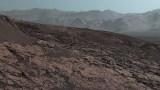 لأول مرة فيديو من فوق سطح المريخ