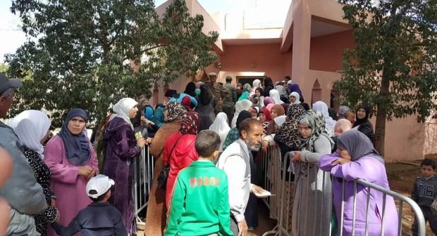 الناظور: استفادة أزيد من 2000 مواطن من قافلة طبية