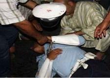 شرطي يتعرض لإعتداء قاتل بالسلاح الأبيض بميناء الداخلة