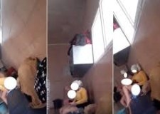مصير مصورة فيديو الحمام الشعبي بتمارة