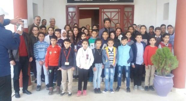 المجلس الجماعي للطفل وجمعية تنمية التعاون المدرسي بوزان يتعاونان