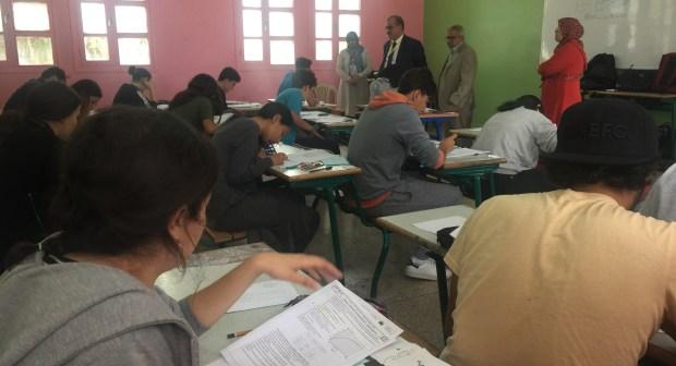 36 حالة غش في اليوم الثاني من امتحانات الباكلوريا بسوس ماسة