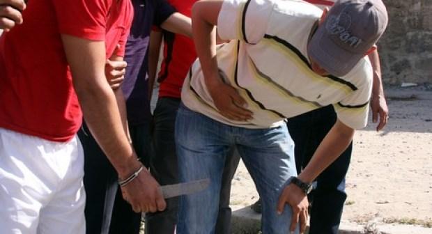 اعتقال تلميذ بطاطا اعتدى على زميلة بالسكين داخل الفصل