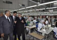 سيشغل 316 مستخدما:تدشين مصنع على الحدود المغربية الجزائرية