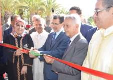 أكادير: العثماني يفتتح المعرض الوطني للاقتصاد الاجتماعي بساحة الأمل