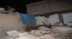 انهيار منزل بالمدينة العتيقة بتيزنيت والالطاف الإلهية خففت المصاب