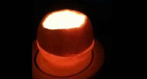 فيديو:كيفاش دير قنديل من الزيت والبرتقال؟