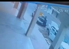الدشيرة: شريط فيديو يسقط لصوص السيارات